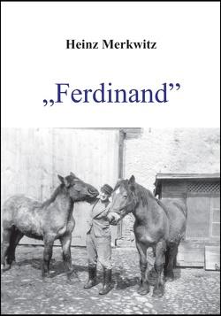 Ferdinand von Merkwitz,  Heinz