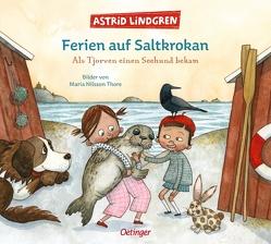 Ferien auf Saltkrokan von Dohrenburg,  Thyra, Lindgren,  Astrid, Nilsson Thore,  Maria