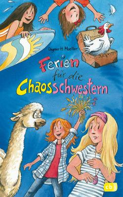 Ferien für die Chaosschwestern von Harvey,  Franziska, Mueller,  Dagmar H.