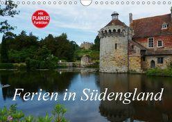 Ferien in Südengland (Wandkalender 2019 DIN A4 quer) von Kruse,  Gisela
