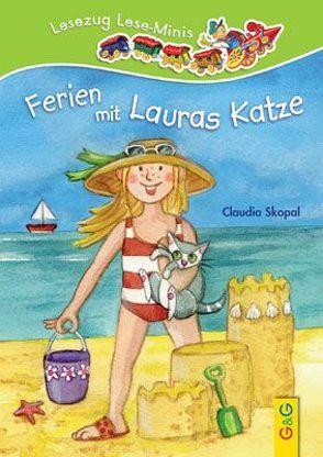 Ferien mit Lauras Katze von Skopal,  Claudia