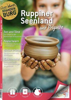 Ferienzeitung Ruppiner Seenland und Prignitz