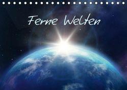 Ferne Welten (Tischkalender 2019 DIN A5 quer) von Gann (magann),  Markus