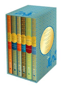 Fernöstliche Klassiker: 6 Bände im Schuber von Konfuzius, Laotse, Musashi,  Miyamoto, Nitobe,  Inazo, Sunzi, Tsunetomo,  Yamamoto