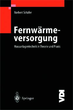 Fernwärmeversorgung von Schäfer,  Norbert
