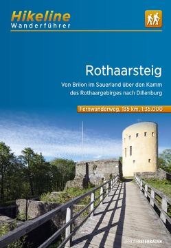 Fernwanderweg Rothaarsteig von Esterbauer Verlag