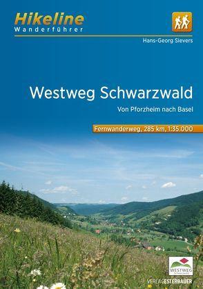 Fernwanderweg Westweg Schwarzwald von Esterbauer Verlag