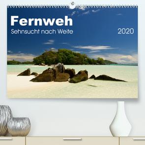 Fernweh – Sehnsucht nach Weite (Premium, hochwertiger DIN A2 Wandkalender 2020, Kunstdruck in Hochglanz) von Bade,  Uwe