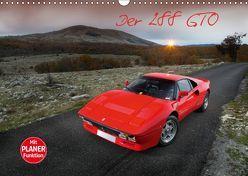 Ferrari 288 GTO (Wandkalender 2019 DIN A3 quer) von Bau,  Stefan
