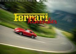 Ferrari Klassiker (Wandkalender 2018 DIN A3 quer) von Hinrichs,  Johann