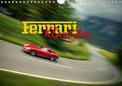 Ferrari Klassiker (Wandkalender 2018 DIN A4 quer) von Hinrichs,  Johann