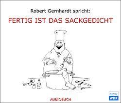 Fertig ist das Sackgedicht (Sonderausgabe) von Gernhardt,  Robert, Höcker,  Frank, Köster,  Gerd