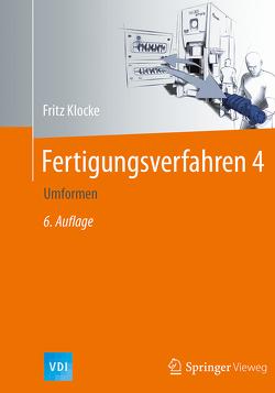 Fertigungsverfahren 4 von Klocke,  Fritz