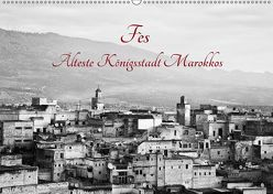 Fès – Älteste Königsstadt Marokkos (Wandkalender 2019 DIN A2 quer) von Knobloch,  Victoria