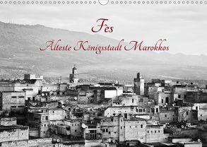 Fès – Älteste Königsstadt Marokkos (Wandkalender 2020 DIN A3 quer) von Knobloch,  Victoria