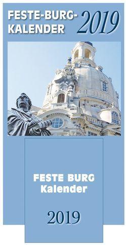 Feste-Burg-Abreißkalender 2019 von Schmidt,  Wolfgang