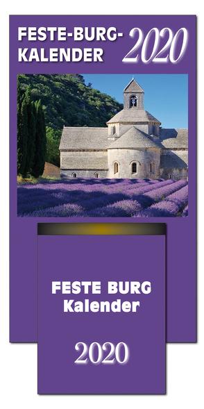 Feste-Burg-Abreißkalender 2020 von Schmidt,  Wolfgang
