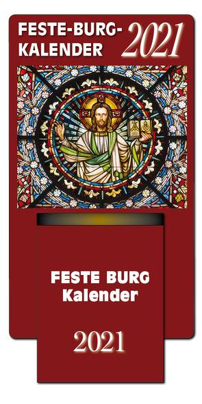 Feste-Burg-Abreißkalender 2021 von Schmidt,  Wolfgang
