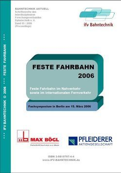 Feste Fahrbahn (2006) von IFV Bahntechnik e.V.