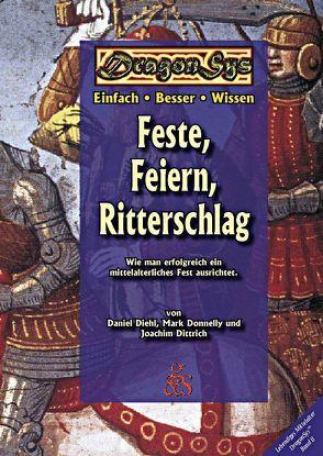 Feste, Feiern, Ritterschlag von Diehl,  Daniel, Dittrich,  Joachim, Donnelly,  Mark, Grinda,  Gottlieb, Städtler-Ley,  Stefan, Stoermer,  Michael