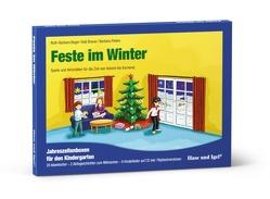 Feste im Winter von Beger,  Ruth-Barbara, Breuer,  Kati, Peters,  Barbara