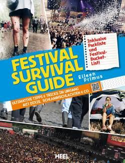 Festival-Survial-Guide von Primus,  Eileen