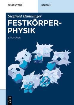 Festkörperphysik von Hunklinger,  Siegfried