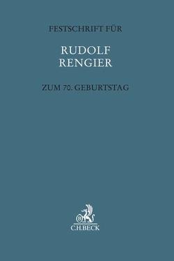 Festschrift für Rudolf Rengier zum 70. Geburtstag von Brand,  Christian, Hecker,  Bernd, Weißer,  Bettina