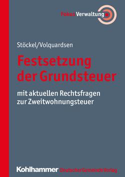 Festsetzung der Grundsteuer von Stöckel,  Reinhard, Volquardsen,  Christian