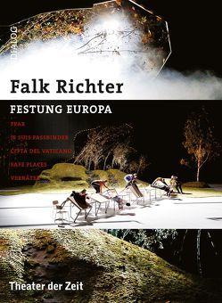 ICH BIN EUROPA von Richter,  Falk