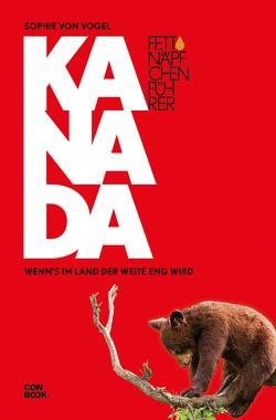 Fettnäpfchenführer Kanada von von Vogel,  Sophie