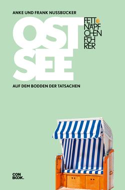Fettnäpfchenführer Ostsee von Nussbücker,  Anke, Nussbücker,  Frank