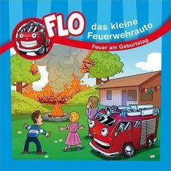 Feuer am Geburtstag – Flo, das kleine Feuerwehrauto von Mörken,  Christian