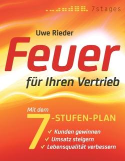 Feuer für Ihren Vertrieb von Rieder,  Uwe