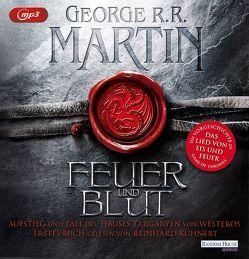 Feuer und Blut – Erstes Buch von Helweg,  Andreas, Kuhnert,  Reinhard, Martin,  George R.R.