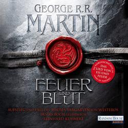 Feuer und Blut – Erstes Buch von Kuhnert,  Reinhard, Martin,  George R.R.