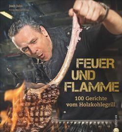 Feuer und Flamme von Josh Jabs, Krug,  Manuel