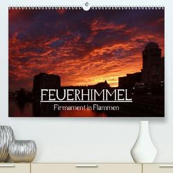 Feuerhimmel – Firmament in Flammen (Premium, hochwertiger DIN A2 Wandkalender 2021, Kunstdruck in Hochglanz) von Bartek,  Alexander