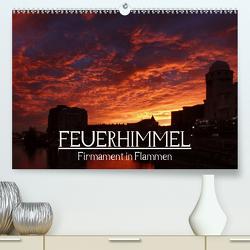 Feuerhimmel – Firmament in Flammen (Premium, hochwertiger DIN A2 Wandkalender 2020, Kunstdruck in Hochglanz) von Bartek,  Alexander