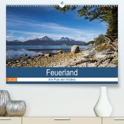 Feuerland – Am Puls der Wildnis (Premium, hochwertiger DIN A2 Wandkalender 2020, Kunstdruck in Hochglanz) von Neetze,  Akrema-Photography