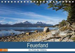 Feuerland – Am Puls der Wildnis (Tischkalender 2019 DIN A5 quer) von Neetze,  Akrema-Photography