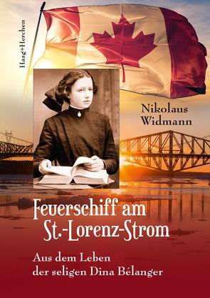 Feuerschiff am St.-Lorenz-Strom von Widmann,  Nikolaus