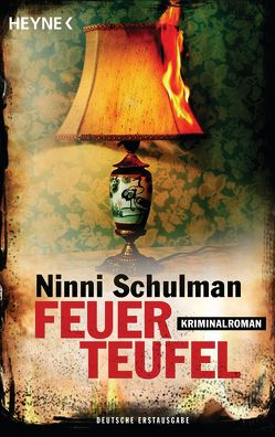 Feuerteufel von Dahmann,  Susanne, Schulman,  Ninni