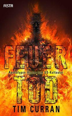 Feuertod von Curran,  Tim