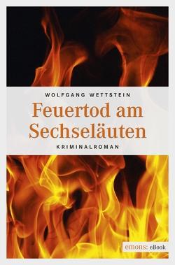 Feuertod am Sechseläuten von Wettstein,  Wolfgang