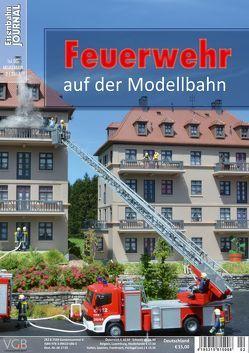 Feuerwehr auf der Modellbahn von Möritz,  Maik