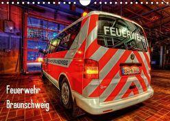 Feuerwehr Braunschweig (Wandkalender 2018 DIN A4 quer) von Will,  Markus