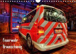 Feuerwehr Braunschweig (Wandkalender 2019 DIN A4 quer) von Will,  Markus