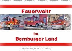 Feuerwehr im Bernburger Land (Wandkalender 2018 DIN A2 quer) von Elskamp - D.Elskamp Photographie & Photodesign,  Danny