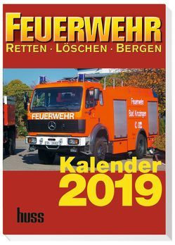 Feuerwehr-Kalender 2019